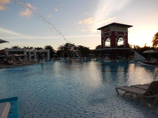 0331422bc Mediteranian Pool - Picture of Sandals Grande Antigua Resort   Spa ...