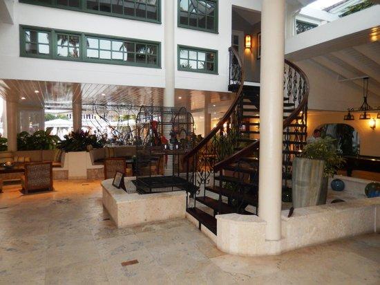 Sandals Grande Antigua Resort & Spa : Caribbean Lobby