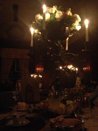 Belmond Mount Nelson Hotel: Wedding table decoration