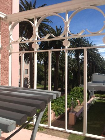 Belmond Mount Nelson Hotel: View from the room
