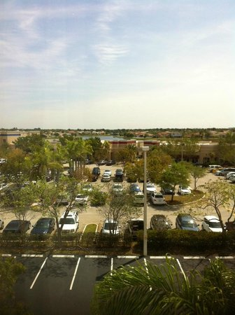 Hampton Inn Ft. Lauderdale West / Pembroke Pines: View facing a small lake