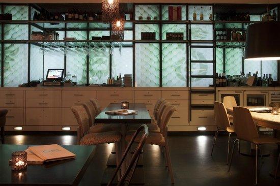 Gas Bar : Sala del restaurante