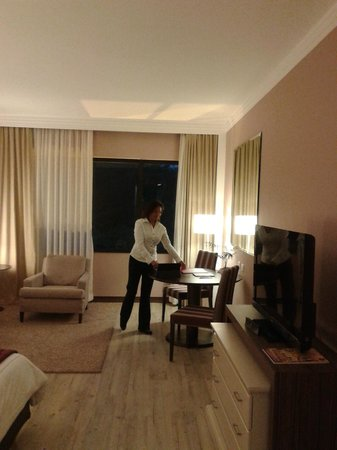 Hotel Transamerica Sao Paulo: Apartamento