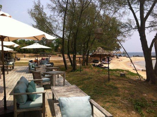 Mango Bay Resort: Beach Bar
