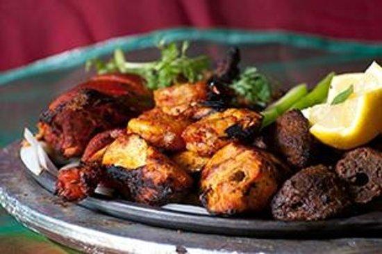 Tandoor Indian Restaurant: Delicious Food