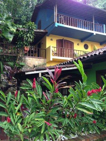 Sagu Mini Resort: Hotel & grounds