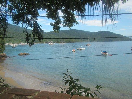 Sagu Mini Resort : View from room