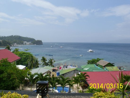 Oriental Sabang Hill Resort: fantastic views