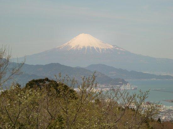 Yaizu Grand Hotel: 日本平にて
