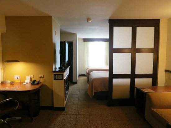 Hyatt Place Salt Lake City Airport : ツインの部屋