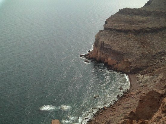 Sea Kayak Adventures, Inc.: Hike to the other side of the island