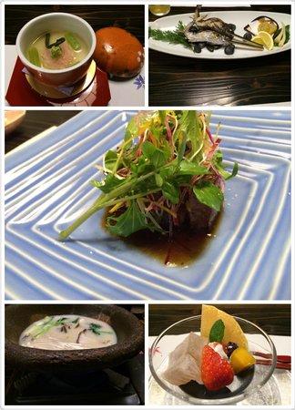 Kyushu wagu beef