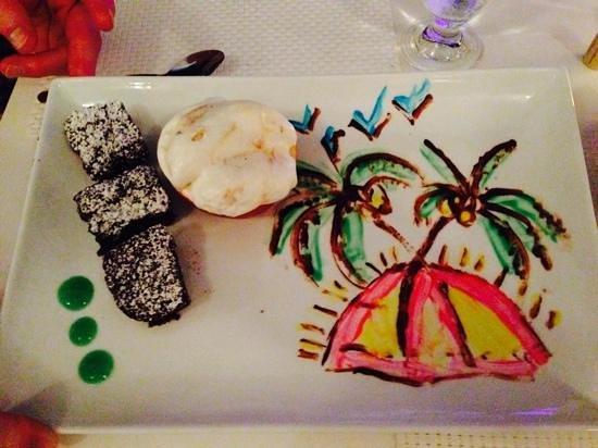 Sjalotte: dessert! fun!