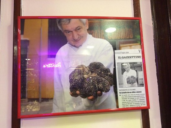 Al Colombo: More write-ups about the genuine authenticity of the local Venetian ingredients.