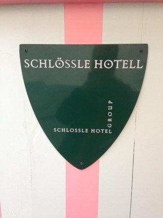 Hotel Schlossle: Schlössle Hotel