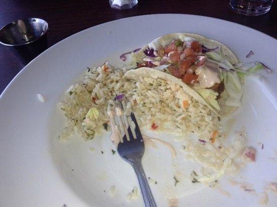Red Raven Restaurant: Baja Tacos