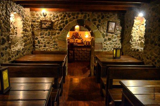 Mansion Santa Isabella: Underground Bar