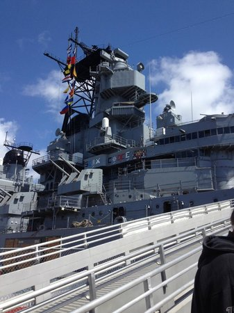 Battleship USS Iowa BB-61: The USS Iowa