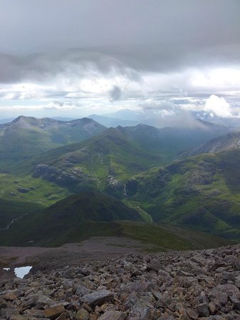 Up and Doon Guided Walks: View from the top
