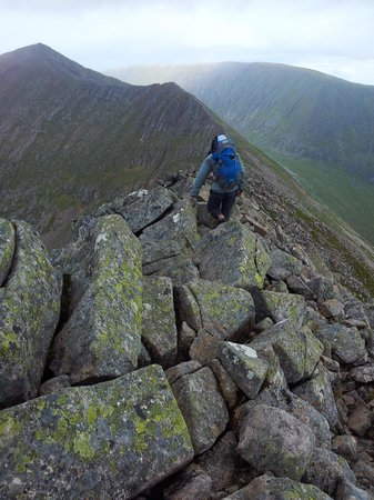 Up and Doon Guided Walks: Carn Mor Dearg