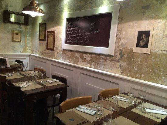Osteria Scaloni: Sala grande