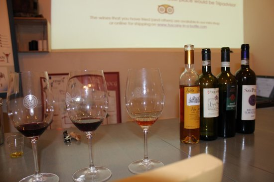 Tuscan Wine School - Siena: Sweet Wine