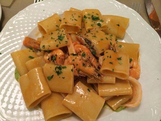 Osteria Scaloni: Primo piatto