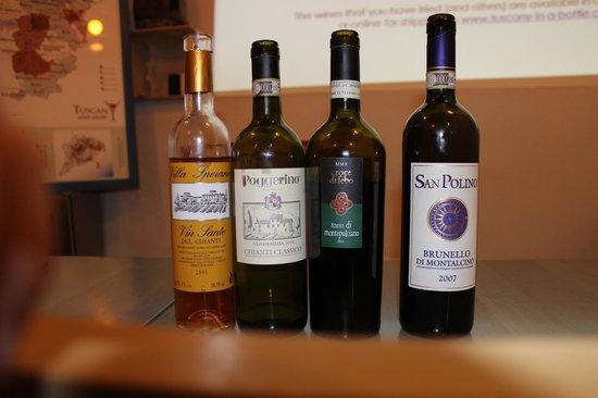 Tuscan Wine School - Siena: Wine