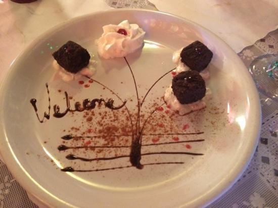 El Toro Bravo: Tree of life dessert
