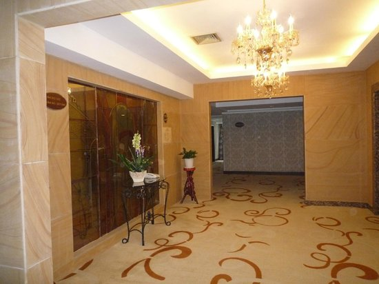 Youngor Central Hotel: 3rd floor lift lobby