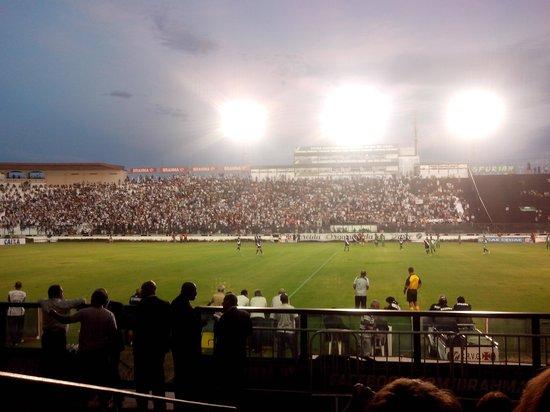 Sao Januario Stadium: Estádio Vasco da Gama