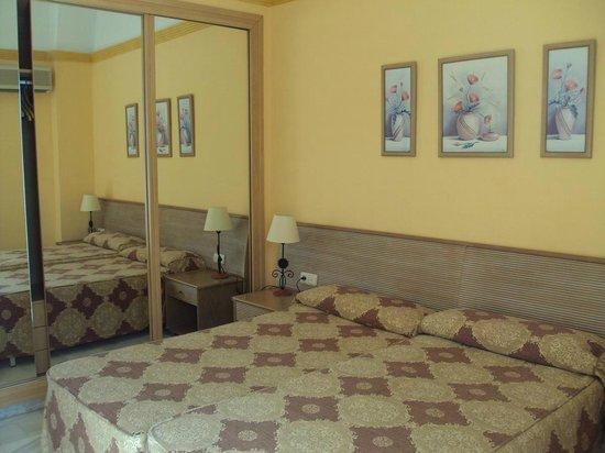 Vime la Reserva de Marbella : La habitación del apartamento.