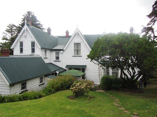 Alberton: Back of house from garden