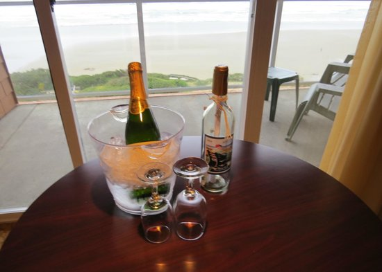 Hallmark Resort: Special touch for our anniversary celebration