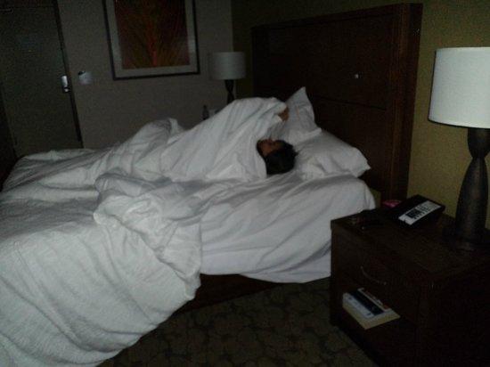 Hilton Garden Inn Panama: Heavenly Bed