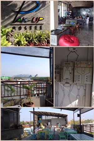 Pak-Up Hostel: Some picts from the hostel