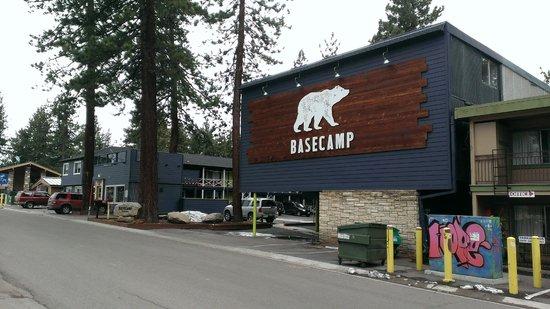 Basecamp South Lake Tahoe: Outside