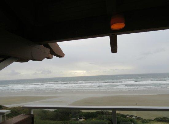 Hallmark Resort: View from Balcony
