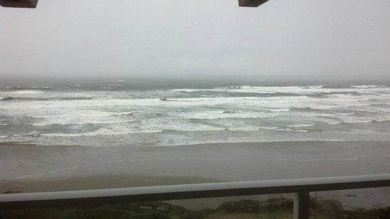 Hallmark Resort: view from the balcony
