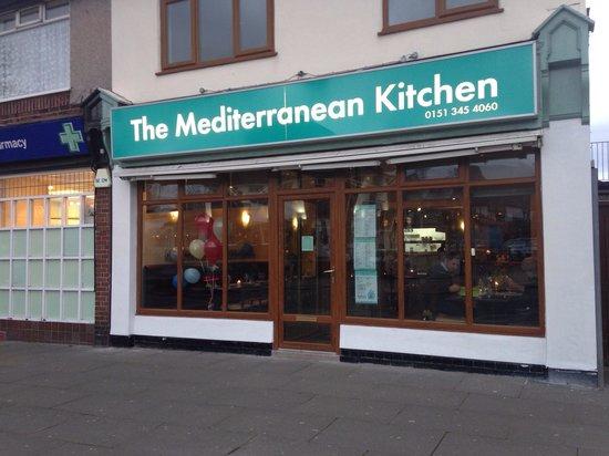 The Mediterranean Kitchen: Best place to go