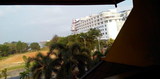 Travelodge Batam: View from our room balcony