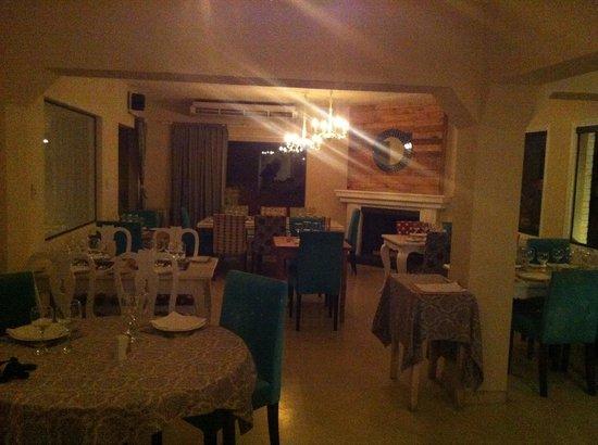 El Viejo Marino: Su salón .... 100% style