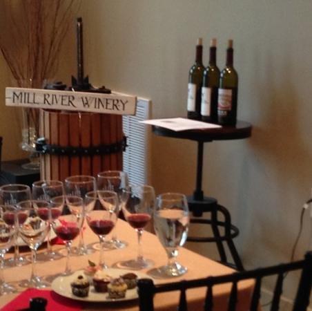写真Mill River Winery枚