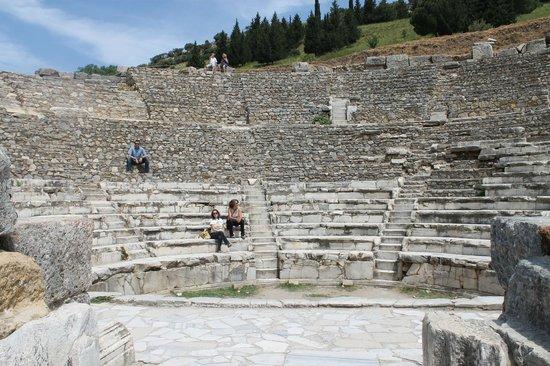 Ephesus Tours : Anfiteatro