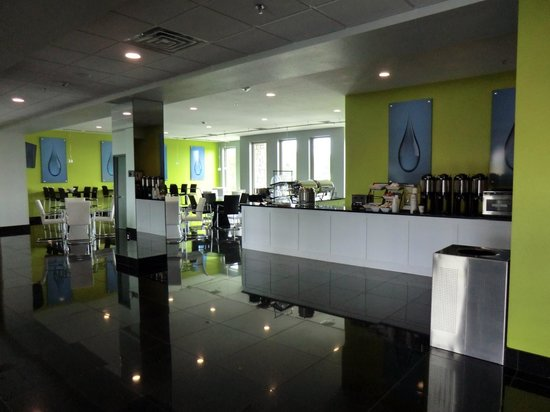 The Wallhouse Hotel : lobby