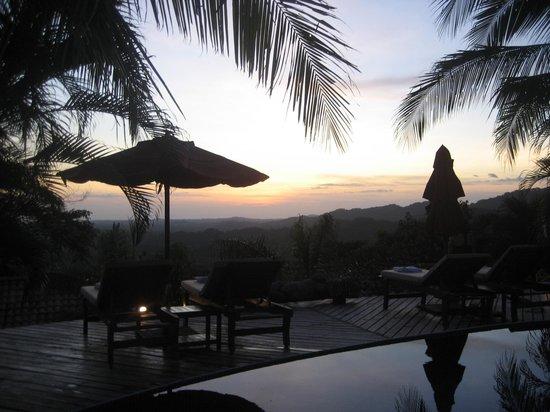Los Altos de Eros: Sunset