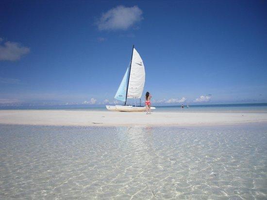 Melia Cayo Guillermo : Hermosa playa,