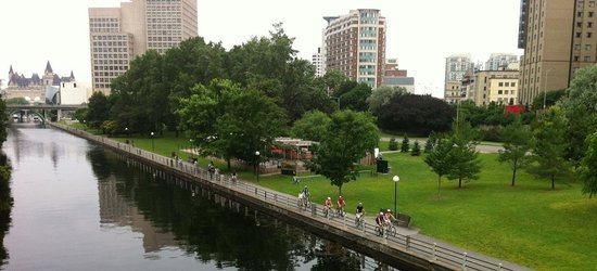Ottawa Cycling Tours
