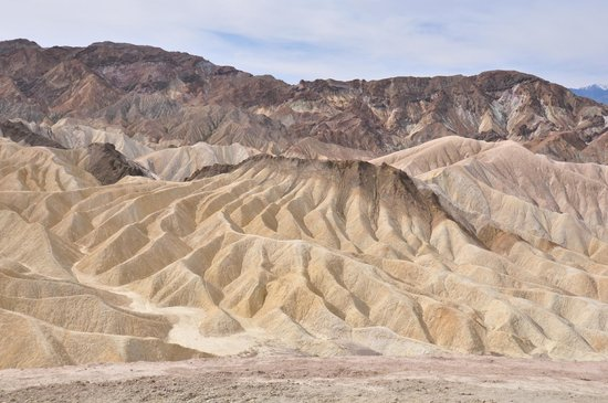 Zabriskie Point: zambriskie viewpoint