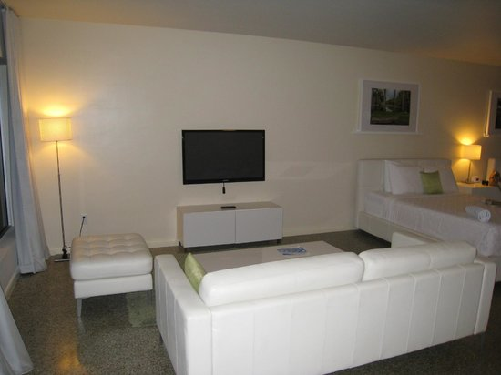 Tranquilo : Sitting room area